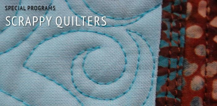 Scrappy Quilters