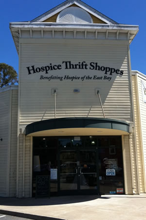 Photo of Hospice's newest Thrift Shoppe in Martinez