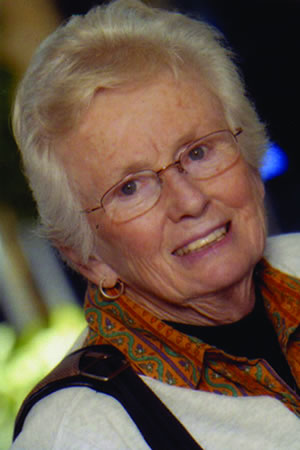 Photo of Legacy Society member Millie Day