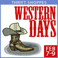 Sliders - Sidebar Events - Western Days